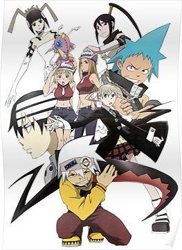 soul eater soul eater manga anime