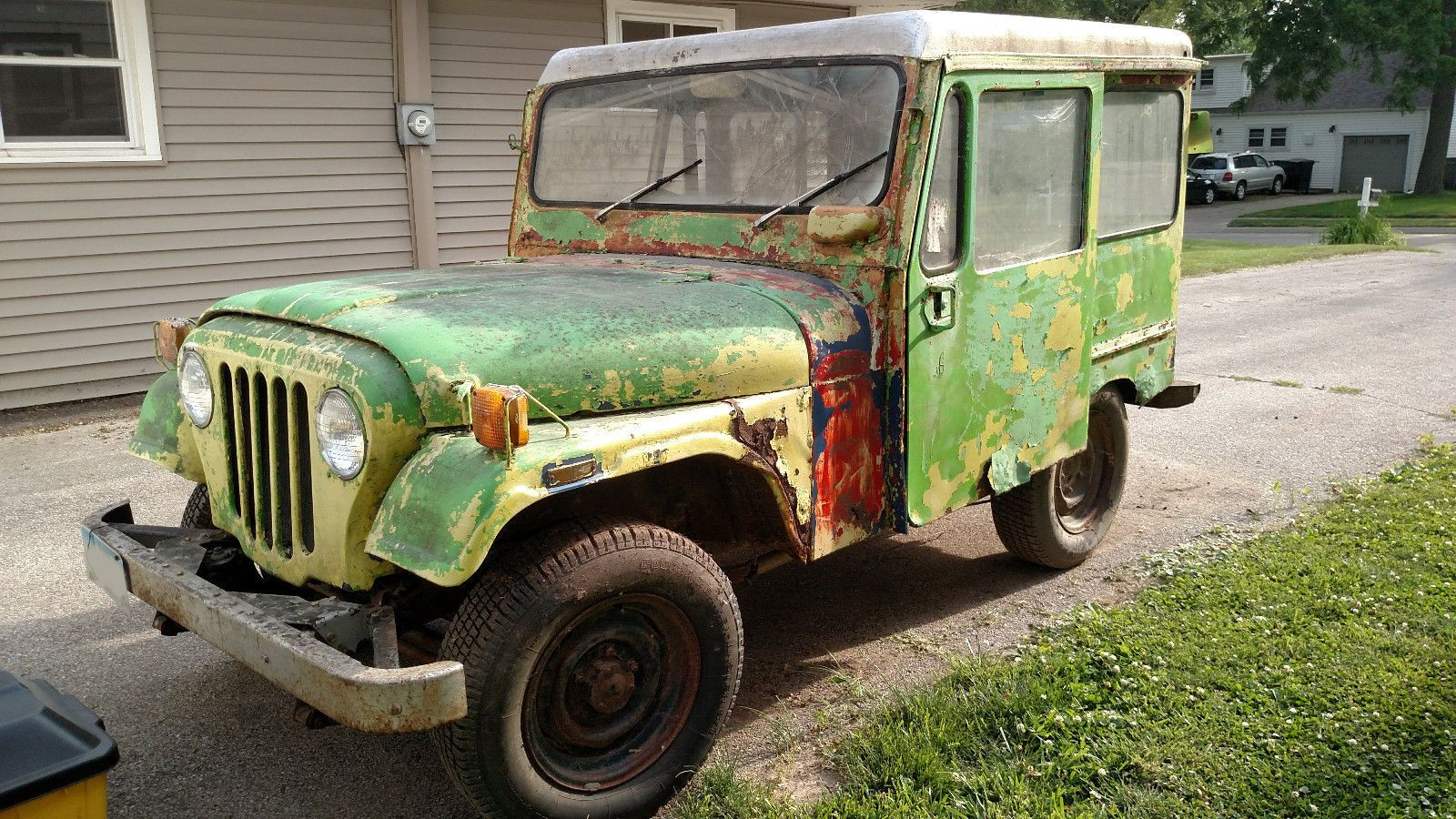 Ebay 1978 Jeep Other Postal Jeep Mail Jeep Right Hand Drive