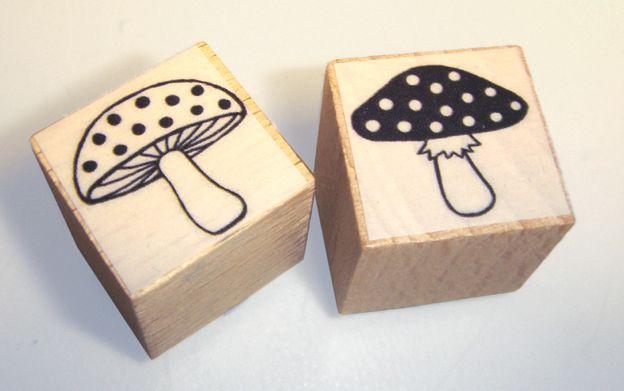 Pilz Stempel-Set von enna