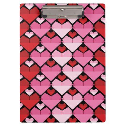 heart clipboard personalize design idea new special custom diy or