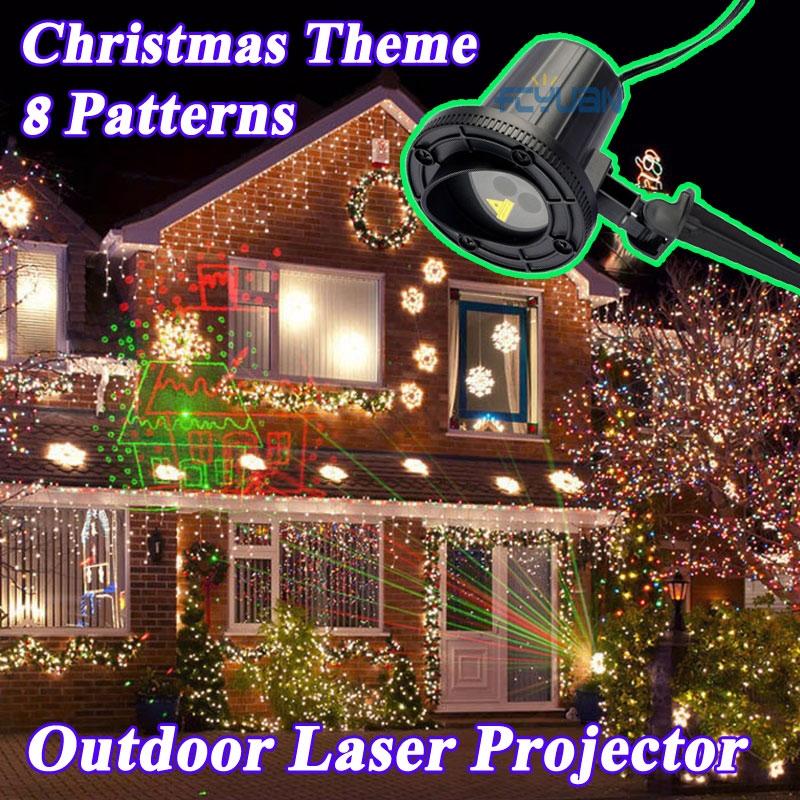 4951 watch now outdoor christmas laser light projectors theme patterns garden lawn landscape decoration waterproof ip68 magazineonlinewebsite