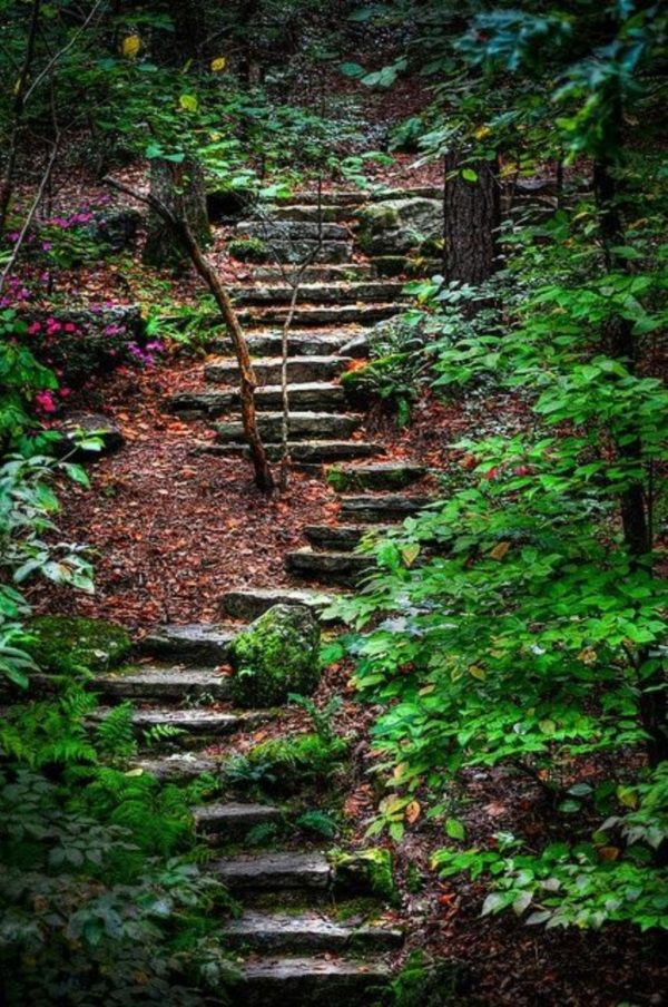 40 cool garden stair ideas for inspiration garden stairs gardens 40 cool garden stair ideas for inspiration bored art workwithnaturefo