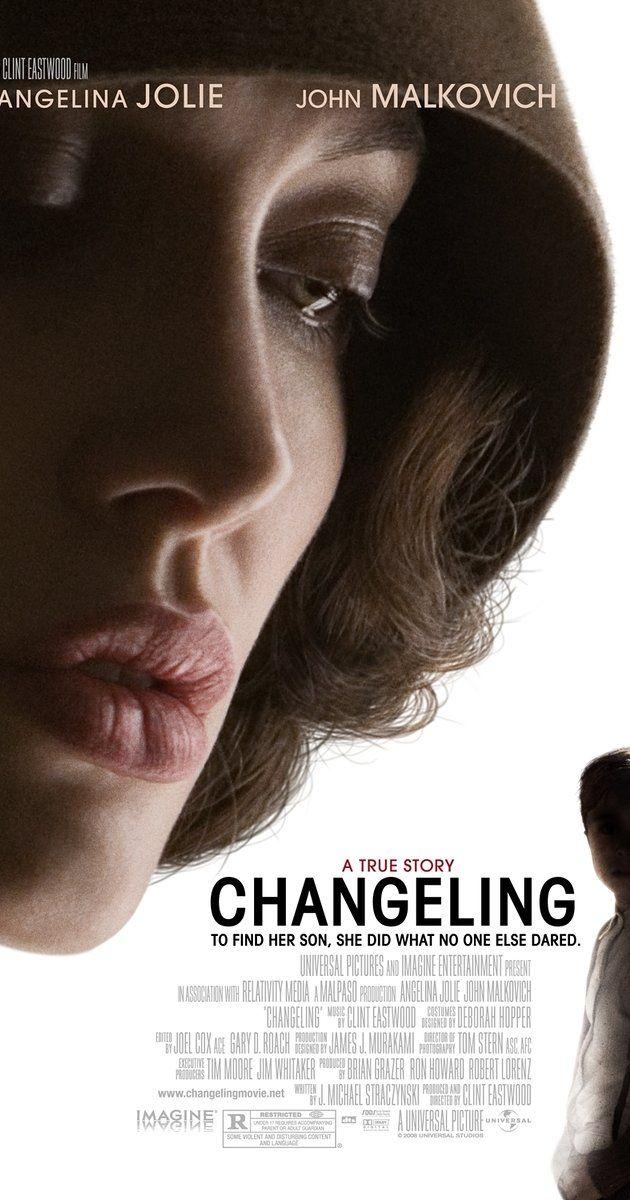Changeling 2008 Changeling Film Changeling Angelina Jolie