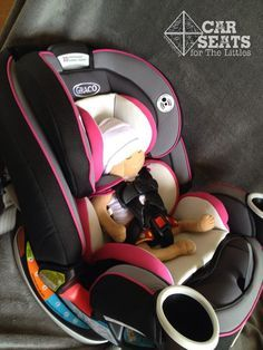 When Graco Announced Their First 4 In 1 Car Seat I Was Parts