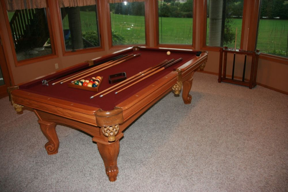 AMF Playmaster Brunswick Pool Table BrunswickAMFPlaymaster - Amf pool table models