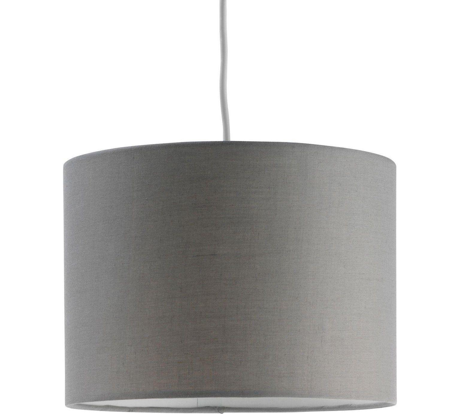 Colourmatch Fabric Light Shade Flint Grey At Argos Co Uk Visit