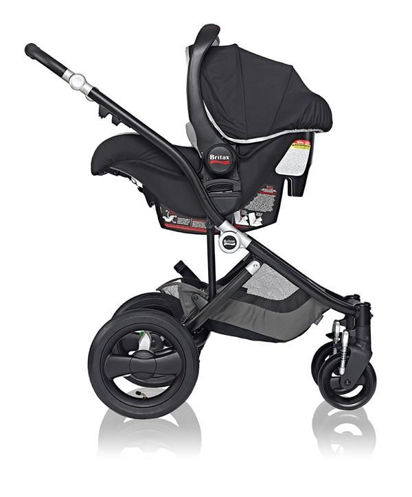 britax affinity stroller create a custom travel system with a britax infant car seat