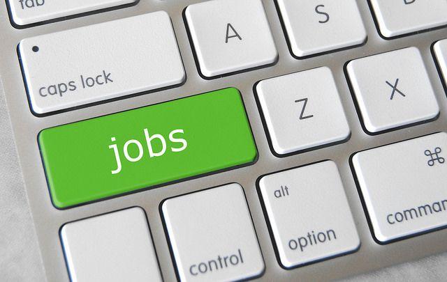 jobs key on a keyboard