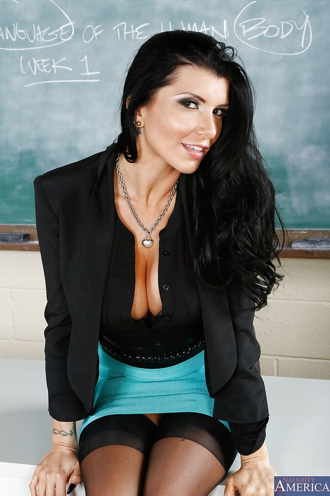 Think, Teacher busty milf sexy much