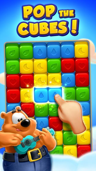 Toon Blast APK v2160 [Mod]- Android game - Android MOD Game