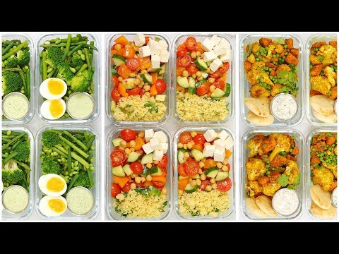 10 Vegetarian Meal Prep Recipes Back To School Healthy Quick Easy Youtube Vegetarian Meal Prep Vegetarian Recipes Easy Vegetarian Meal Plan