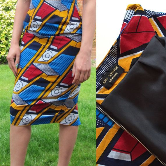 how to make pencil skirt with zipper