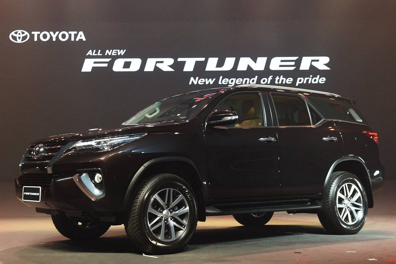 new car 2016 thaiHarga All New Toyota Fortuner 2016  httpbintangotomotifcom