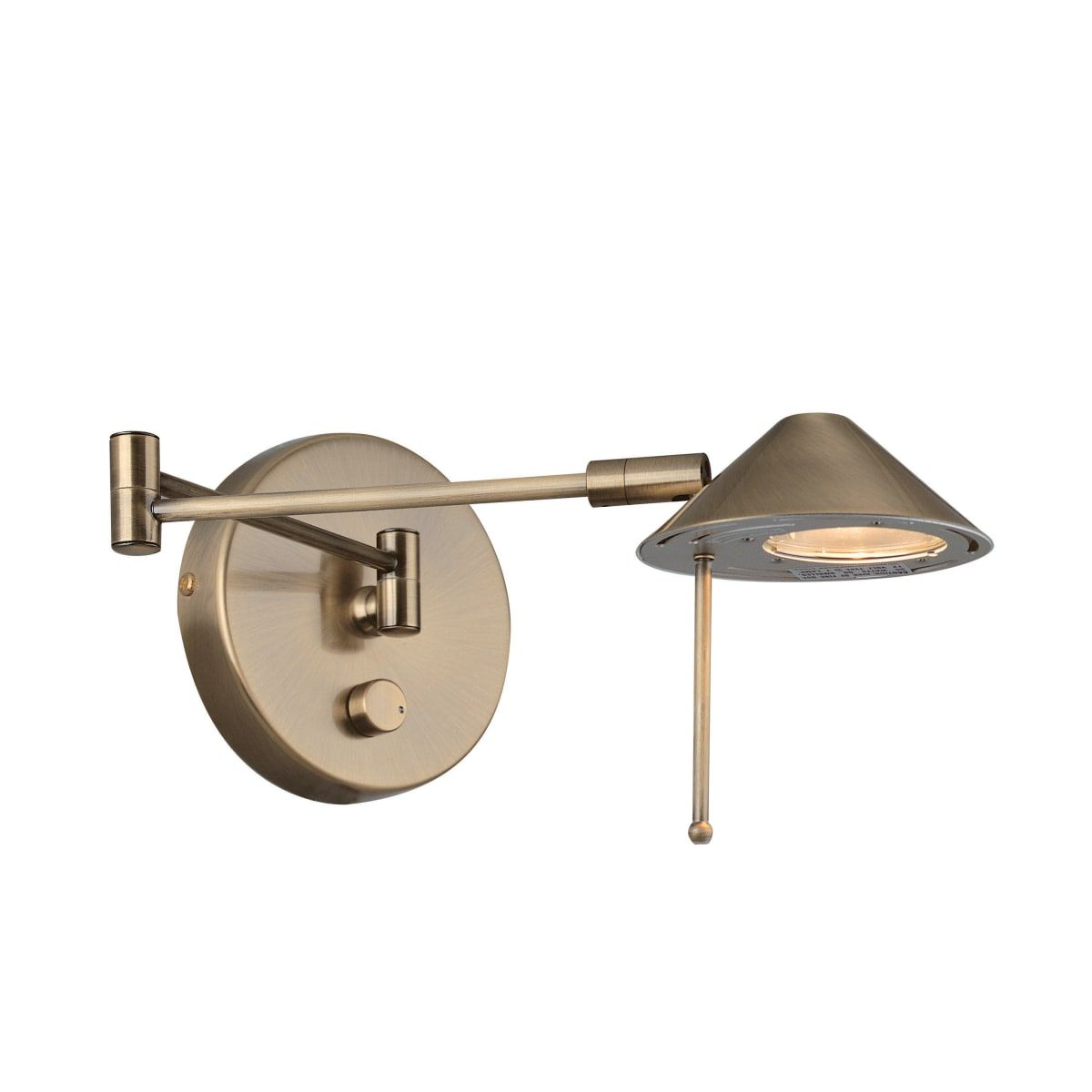 Lite Source Ls 16350 Swing Arm Wall Lamps Wall Lamp Swing Arm Wall Sconce