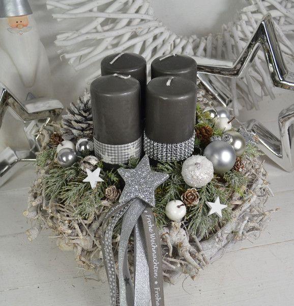 72 Trend Simple Rustic Winter Christmas Centerpiece #weihnachtsdeko2019trend