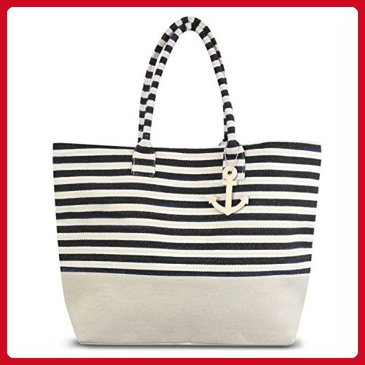 ec9a8de29a6e Zodaca Large Shoulder Tote Bag