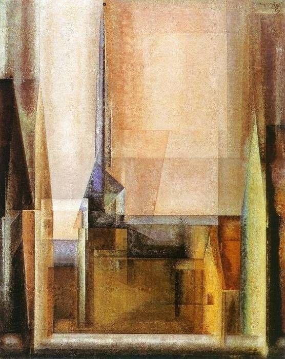 Lyonel Feininger - Gelmeroda XII, 1929