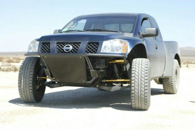 Oh Man This Is The Coolest Nissan Titan Prerunner I Have Ever Seen