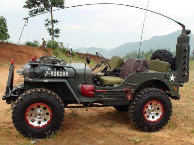 Willys Jeep Jeep Truck Mobil Jeep Jeep