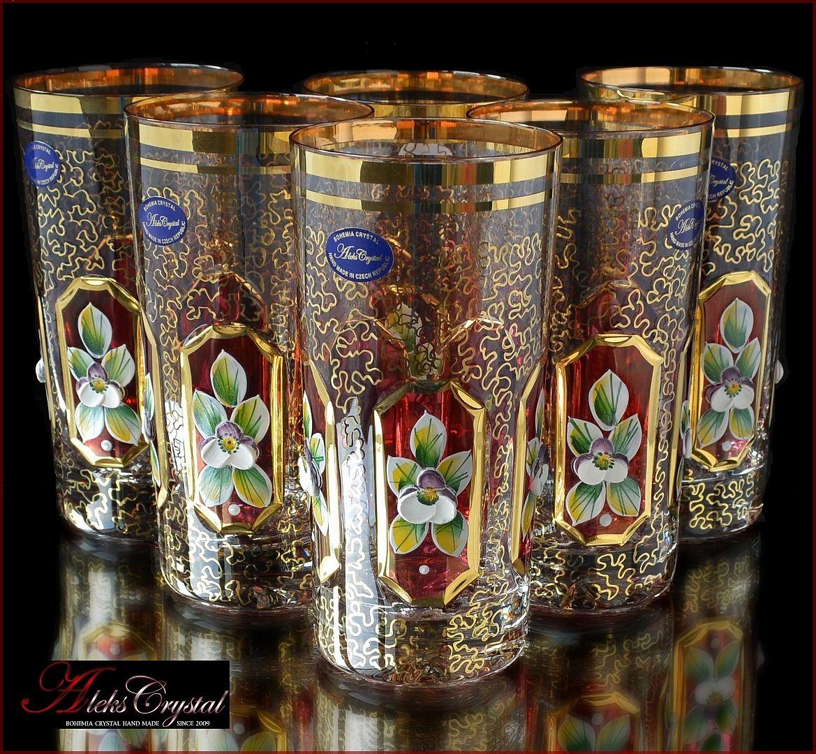 богемия стаканы для чая