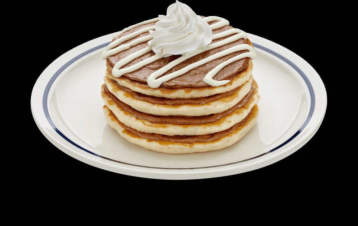 Ihop Cinn A Stack Pancakes Restaurant Recipes Food Recipes