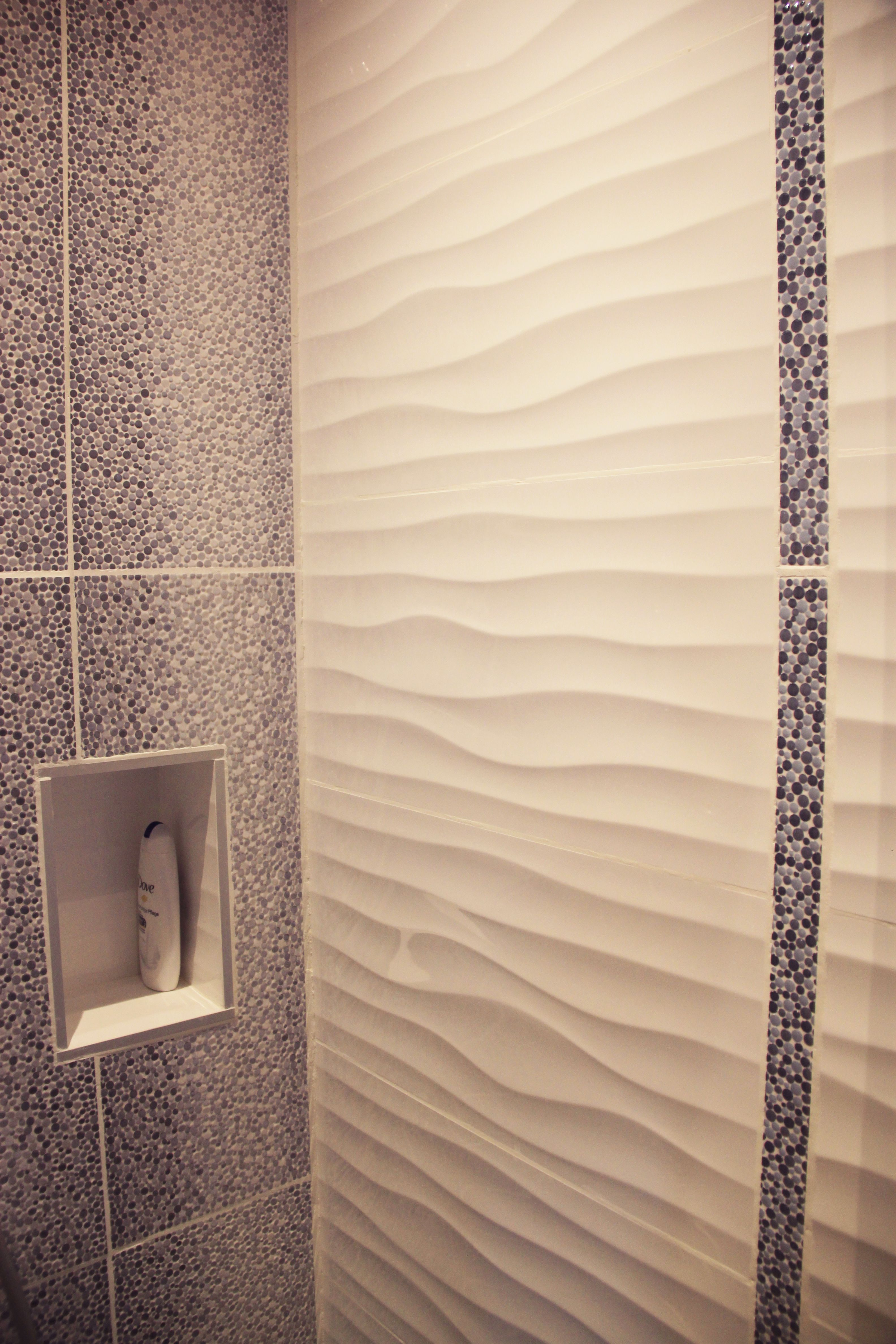 19+ Faience salle de bain vague blanc trends