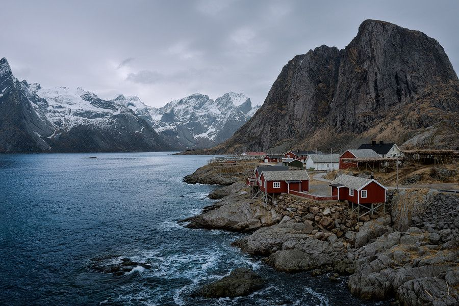 Hamnoy by Marco Romani on 500px