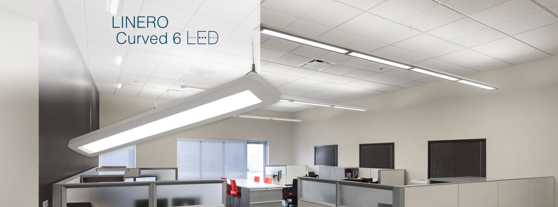 Linero 6 Led Curved By Pinnacle Architectural Lighting