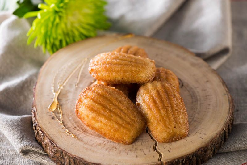 For the love of maple syrup, bake moist and tender Maple Madeleine Cookies. Four varieties of maple intensify the maple experience.