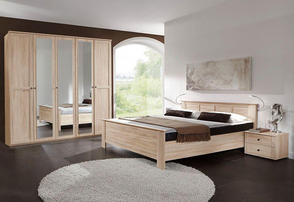 Wimex Schlafzimmer-Set (4-tlg) Jetzt bestellen unter   - Schlafzimmer Landhausstil Weiß