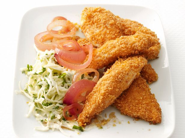 Mexican recipes mexican chicken tenders recipe food network mexican recipes mexican chicken tenders recipe food network kitchens recipes forumfinder Images