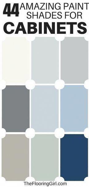 Best shades of paint for kitchen cabinets | best paint colors for kitchen cabinets. #paint #colors #kitchen #cabinets #homedecor #kitchendesign #kitchen ideas #shades #diykitchenbacksplash