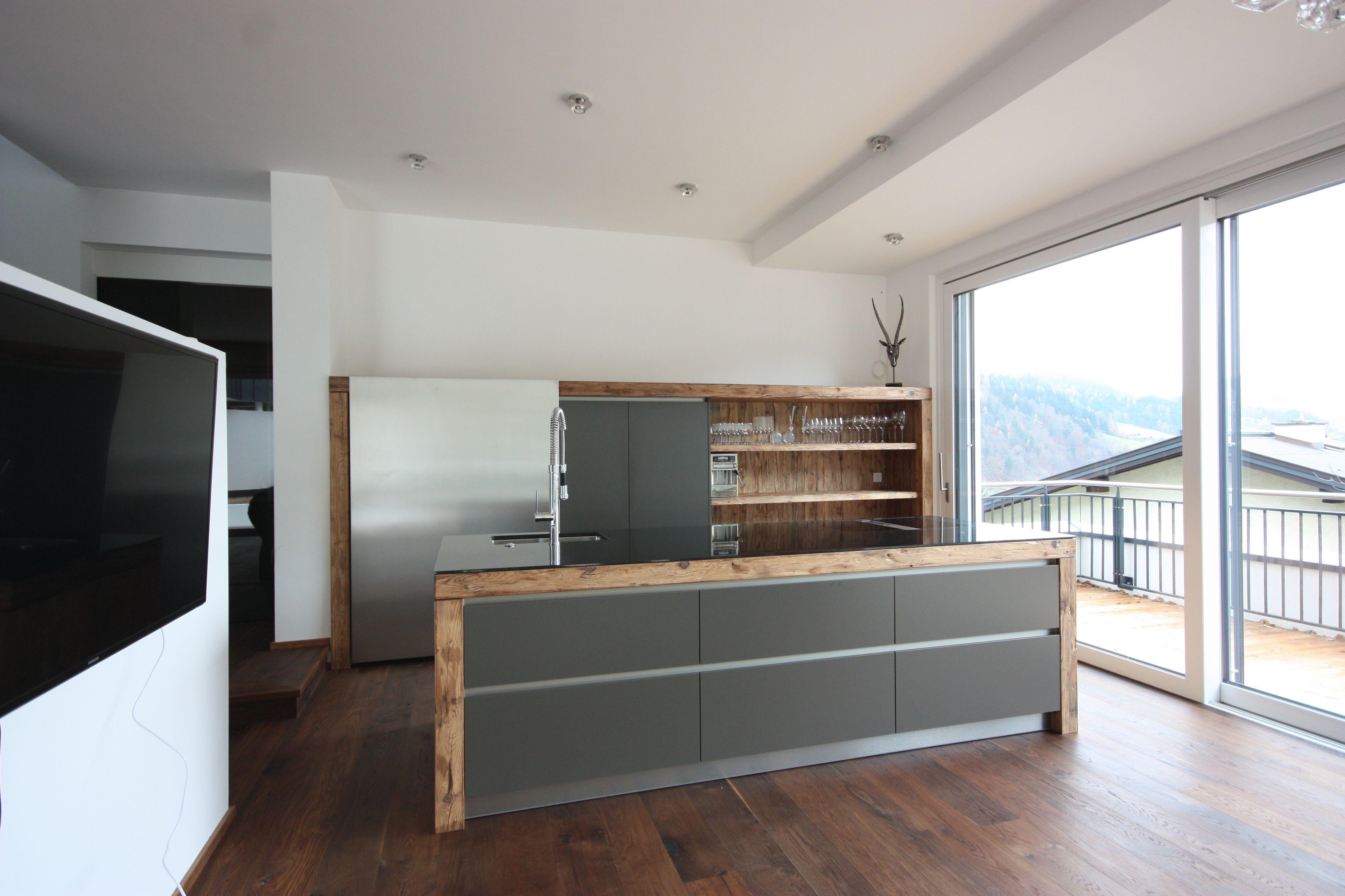 Küchenstudio Sendlhofer | Holzhaus in Salzburg | Pinterest ...