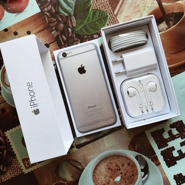 Vosstanovlennyj Iphone 6 S Aliexpress Zaryadka Naushniki Kamera