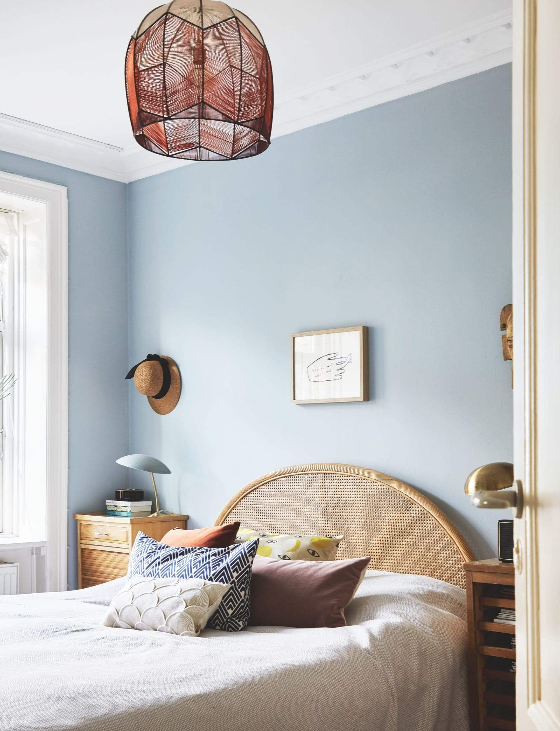 20 Marvellous Things For Your Weekend Paul Paula Light Blue Rooms Blue Walls Living Room Blue Bedroom Walls