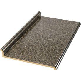 Belanger Fine Laminate Labrador Granite Laminate Countertop Will Need To Cut In Half Bar Left Of Stove 38