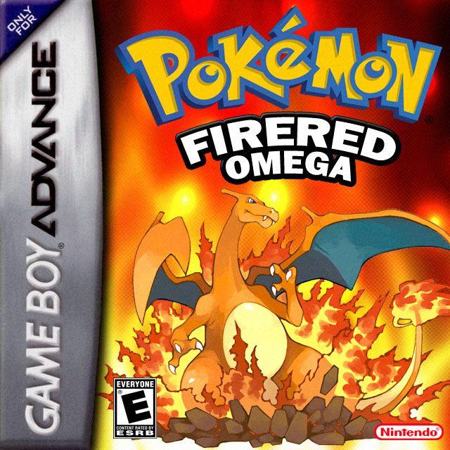 pokemon ultra fire red gba