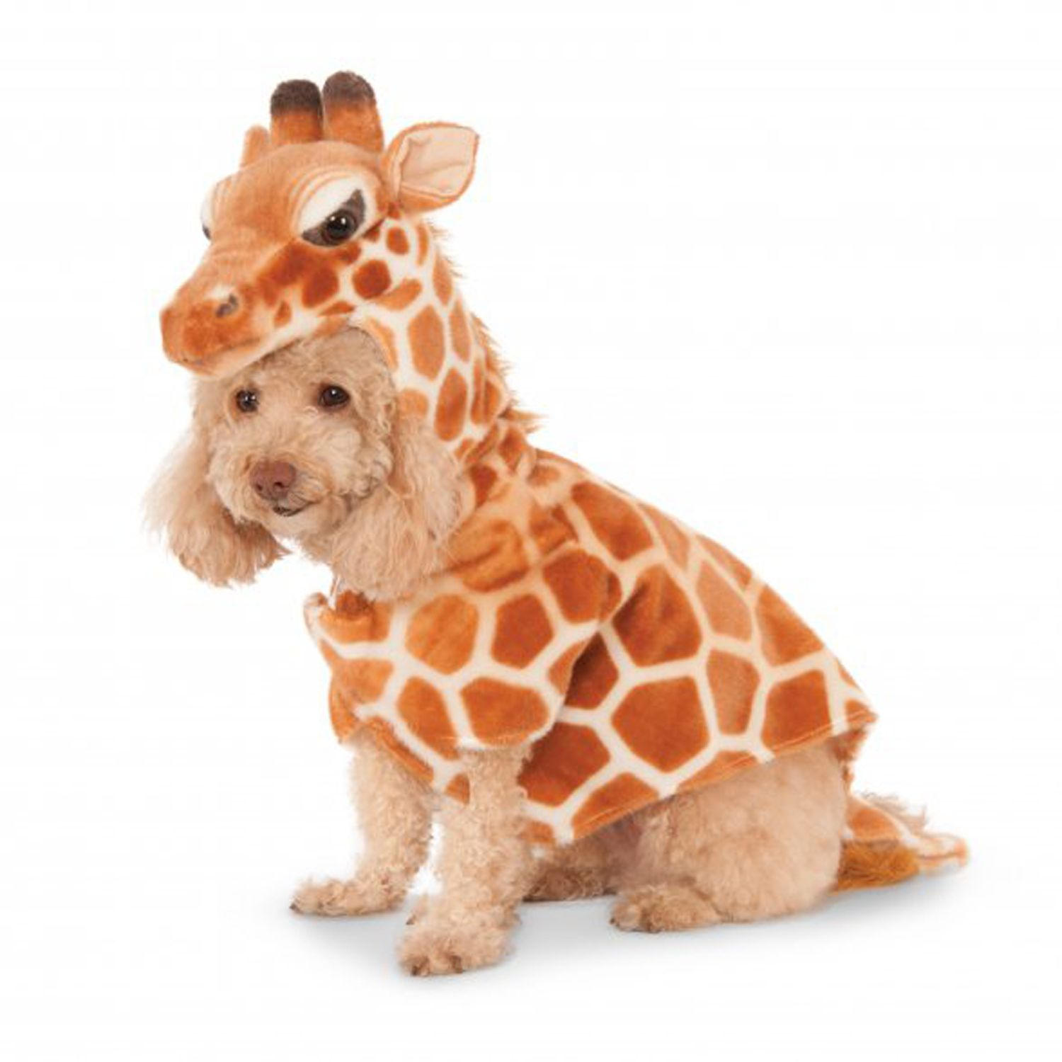 Giraffe Dog Hoodie Costume Pet Halloween Costumes Pet Costumes