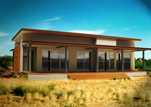 Pre-Built Intra-Modular Affordable Home Building Solutions | The Outbak™