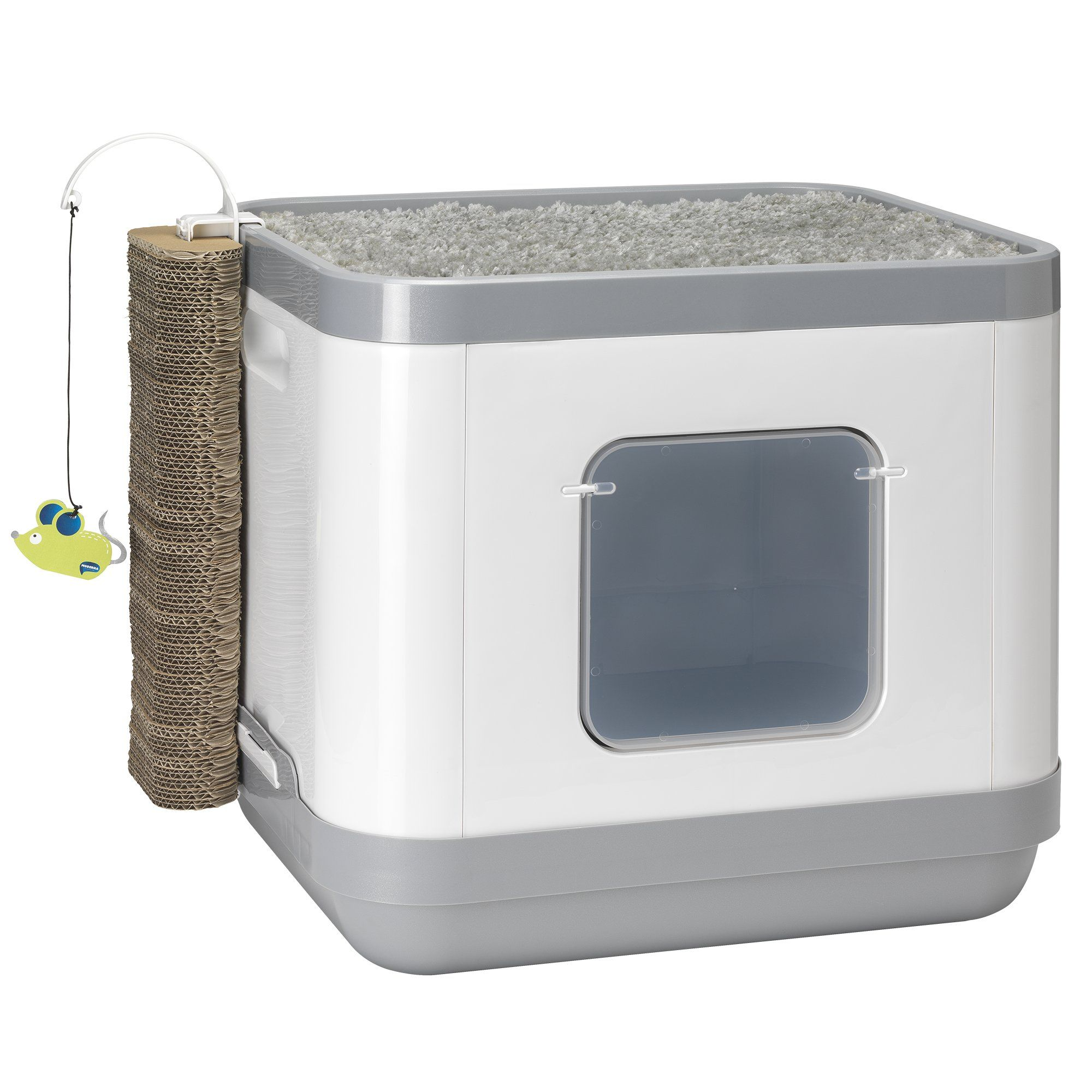 Moderna Cat Concept All In One Litter Box Standard Litter Box
