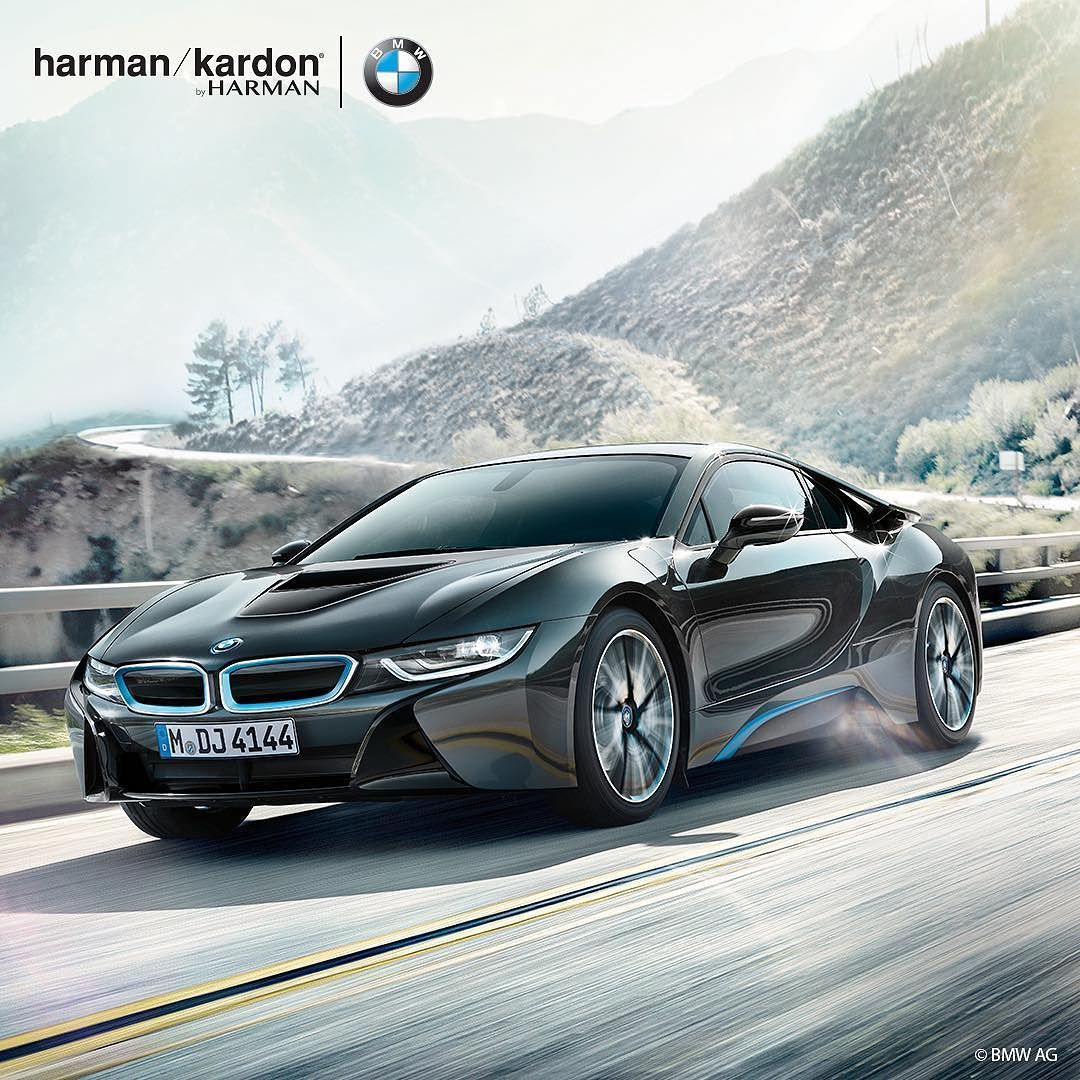 Custom Made And Precisely Tuned To The Interior Of The Bmw I8