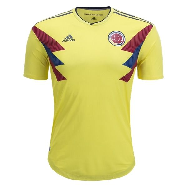 3530db13e adidas Colombia Authentic Home Jersey 2018 | Products | Rusia ...