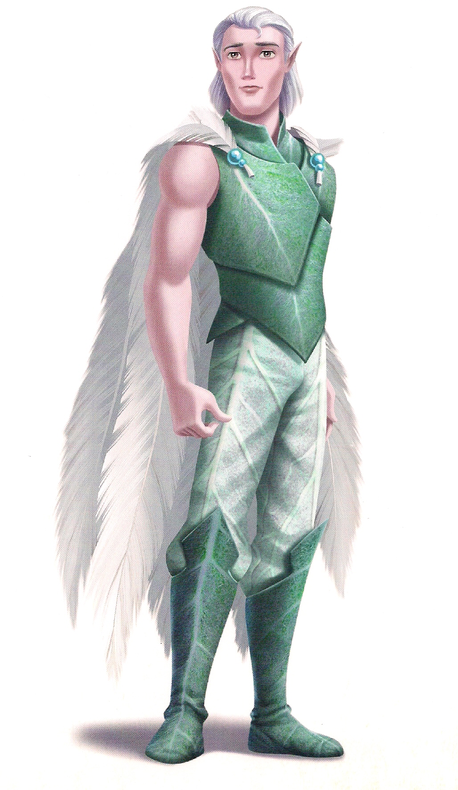 Pixie Hollow Queen Clarion   LORD MILORI   Tinker Bell 1 ...