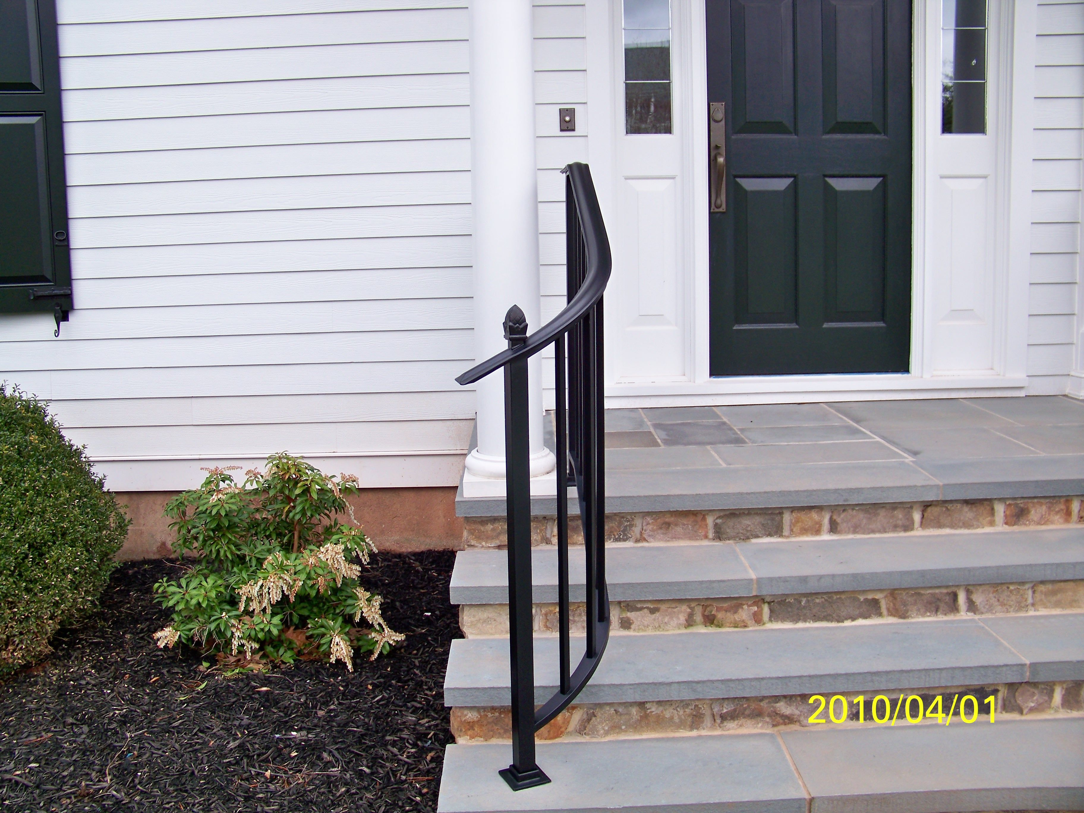 Great Custom Exterior Railing Systems By F&C Professional Aluminum ...