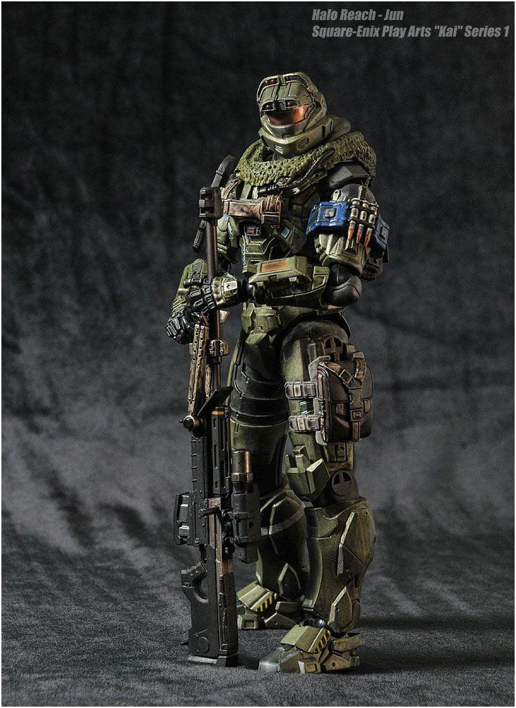 337fca06ec4ea7 halo reach jun - Google Search | MMORPG | Halo reach, Halo armor ...