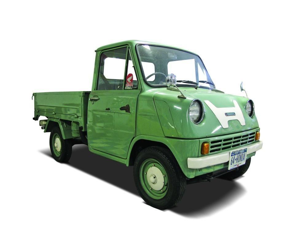 1964 Honda T500F Mid Engine Twin Cam Sports Truck