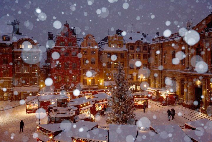 gamla stan jul