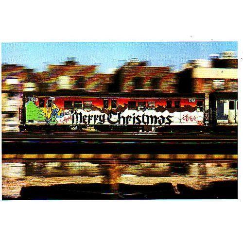 Christmas Graffiti Background.Merry Christmas Graffiti In Nyc By Martha Cooper
