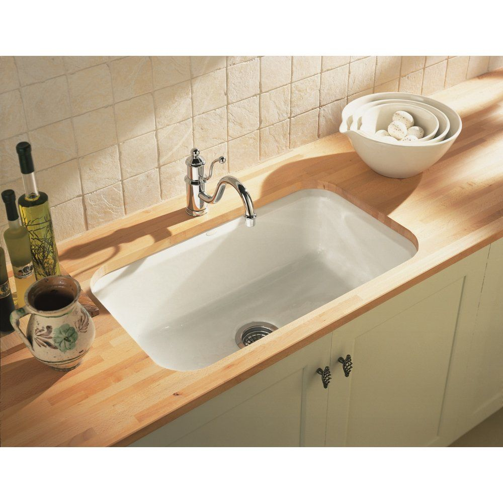 Cast Iron Single Bowl Kitchen Sink