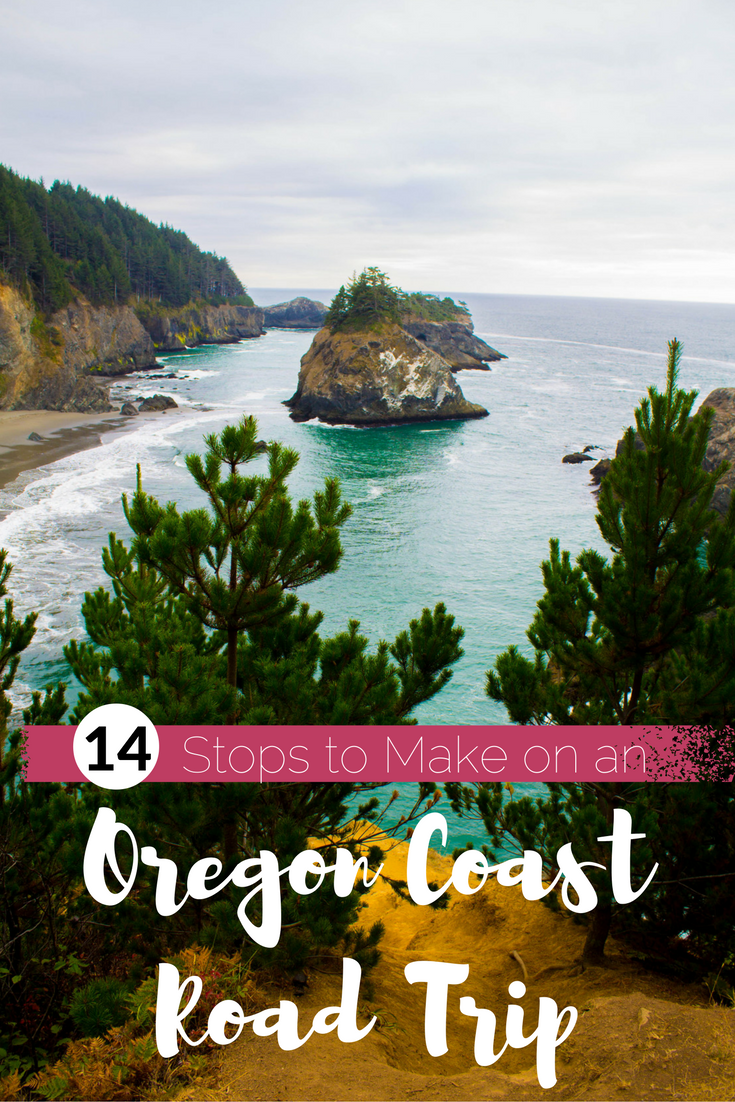 14 stops to make on an oregon coast road trip | the atlas heart